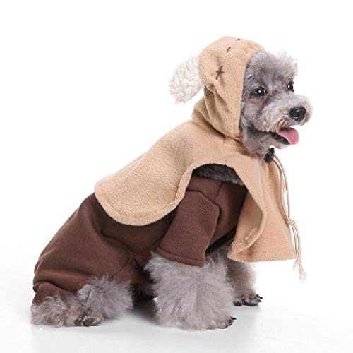 NYJ Hunde-Haustier-Kleidung, Weihnachtsgeschenke Katzen und Hunde Ghost Suits -