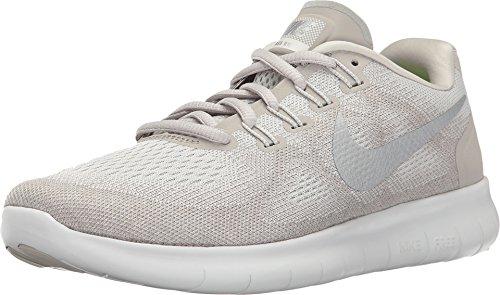 Nike Free Run 2017, Scarpe Running Donna, Nero (Black/white/dark Grey/anthracite), 37.5 EU