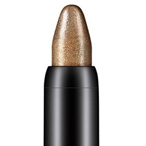 Vovotrade Mode Perfect Stay 24h WP Lidschatten & Liner Schönheit Highlighter Lidschattenstift_Khaki (Keine Falten-khaki)