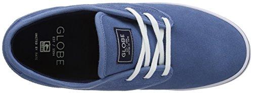 Globe Motley Unisex-Erwachsene Sneakers Blau (faded blue 12077)