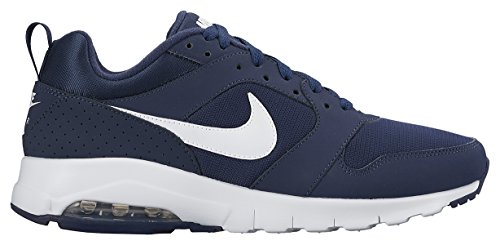 Nike Herren Air Max Motion Laufschuhe, Blau Blau (Midnight Navy/White)