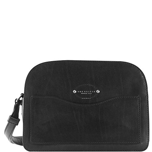 The Bridge Brera borsa a tracolla 27 cm Black
