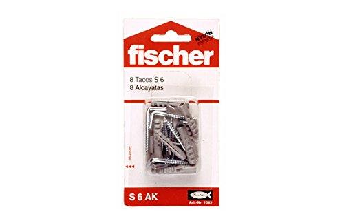 FISCHER 014873 - Blister taco nylon S 6 AK
