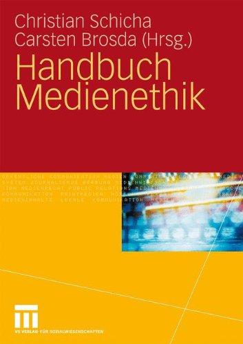 Handbuch Medienethik
