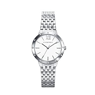 Viceroy 40920-03 S Reloj para mujer de acero, impermeable