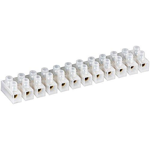 Maxima Trade Set 3 x Lüsterklemme – Kabel Lüster klemme 3 x 12 Stück bis 10mm² / (12er, 10mm, 10A) - 2