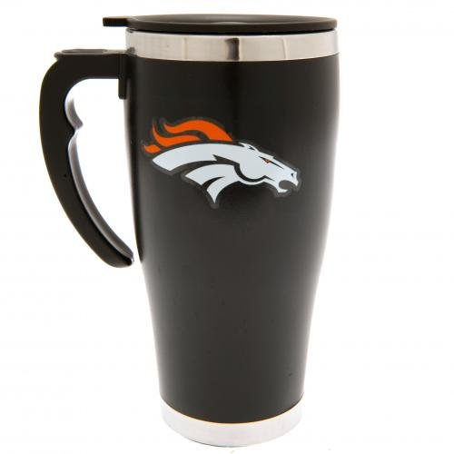NFL Football DENVER BRONCOS Travel Mug Thermotasse Kaffeetasse Tasse Denver Broncos Travel Mug