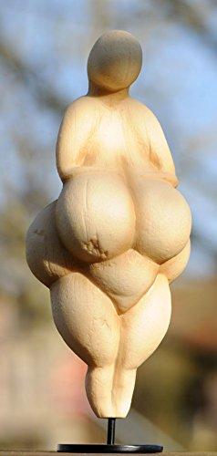 Skulptur: Die Venus Von Lespugue, Museumsreplik, orig. Parastone