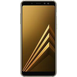"""Samsung Galaxy A8 (2018) SM-A530F 5.6"""" 4G 4GB 3000mAh Oro - Smartphone (14,2 cm (5.6""""), 4 GB, 16 MP, Android, 7.1.1, Oro)"""