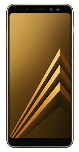 "Samsung Galaxy A8 (2018) SM-A530F 4G Gold - smartphones (14.2 cm (5.6""), 4 GB, 16 MP, Android, 7.1.1, Gold)"