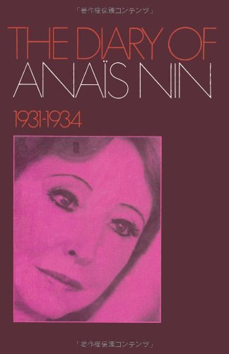 The Diary of Ana??s Nin 1931-1934 by Anais Nin (2011-12-06)