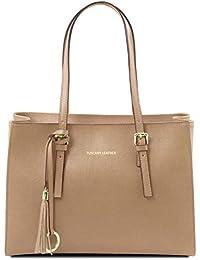 Borse Amazon E Leather Borse Tuscany it Scarpe wnIxI0qFr