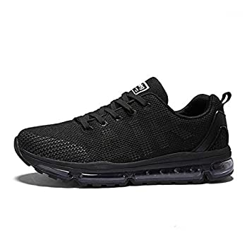 Axcone Homme Femme Air Running Baskets Chaussures Outdoor Running Gym Fitness Sport Sneakers Style Multicolore Respirante - 35EU-45EU