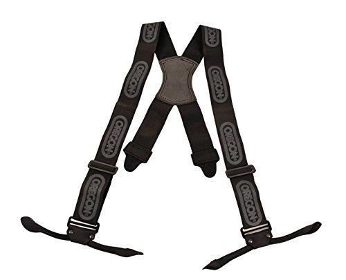 Oregon 537804 - Apoyos para los pantalones de protección de motosierra