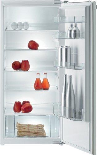 Gorenje RI 5122 AW Einbau-Kühlschrank / A++ / Höhe: 122,5 cm / Kühlteil: 217 L / weiß / PullOut-Glasablagen / Flaschengitter