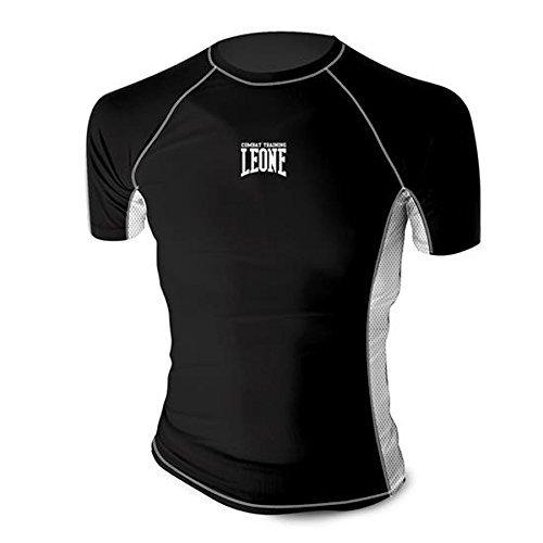 T-shirt Tecnica Rashguard MMA Leone AB781 Nero (XXL)
