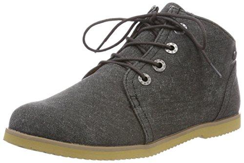 Bearpaw Damen Claire Desert Boots Schwarz (Black 011) 38 EU