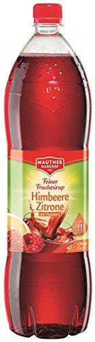 Mautner Markhof - Himbeer Citro Sirup - 1,5 l