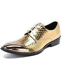 3fb42338b30d4 Zapatos de Hombre de Cuero Genuino Botas Zapatos Primavera Otoño Invierno  Hombres Confort