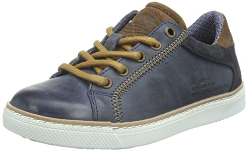Bullboxer Jimmy 39, Chaussures basses homme Bleu (DBCM)