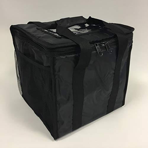 Isolierte Essen Restaurant Takeaway Lieferung Tasche mit Mesh Taschen T19 -