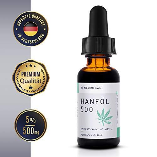 0ml Hanfextrakt aus CO2 Extraktion/gesund, natürlich, vegan & ergiebig für IHR Wohlbefinden, innere Balance, gesunden Schlaf/Mint-Geschmack (500MG auf 30ml) ()