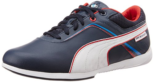 Puma Bmw Ms Ignis Nm, Sneakers Basses homme, Bleu (Blue), 43