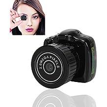 sinhan cámara espía, mini cámara espía oculto en el cámara videograbador digital portátil
