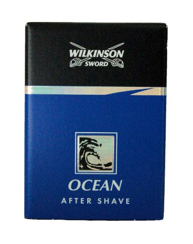 Wilkinson Sword After Shave Ocean, 100 ml, 1er Pack (1 x 100 ml)