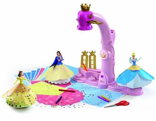 Imagen principal de Disney 9438 Princesas Disney - Proyector 3D para diseñar moda