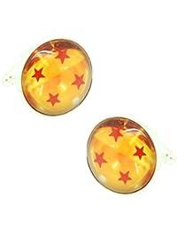 MasGemelos - Gemelos Dragón Balls 4 Estrellas Cufflinks