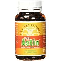 Astaxanthin - versandkostenfrei - VitalAstin 300 Kapseln - Das Original Ivarssons VitalAstin mit 4 mg natürlichem... preisvergleich bei billige-tabletten.eu