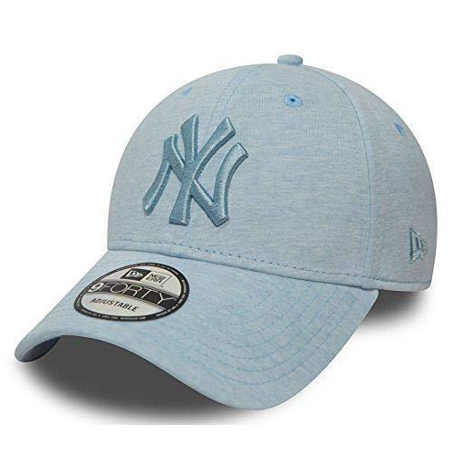 New Era JERS Brights 940Neyyan Cap Linie New York Yankees, Unisex Erwachsene, Mehrfarbig (Sky)