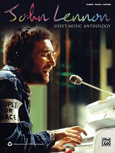 John Lennon Sheet Music Anthology (Alfred Sheet Music)