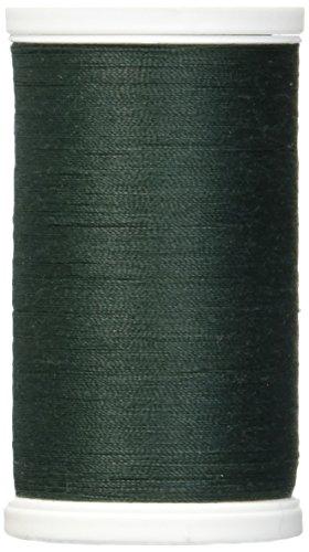 Coats Thread e cerniere Dual Duty X P General Purpose Thread Yard 500, colore: verde foresta
