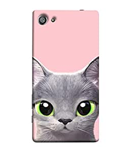 Fuson Designer Back Case Cover for Sony Xperia Z5 Compact :: Sony Xperia Z5 Mini (and die at the same time)