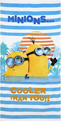 Universal Studios Minions ich einfach Unverbesserlich Strandhandtuch Cool Gelb