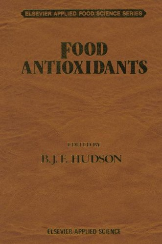Food Antioxidants (Elsevier Applied Food Science Series)