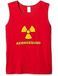 Touchlines Herren Tank Top, Kerngesund