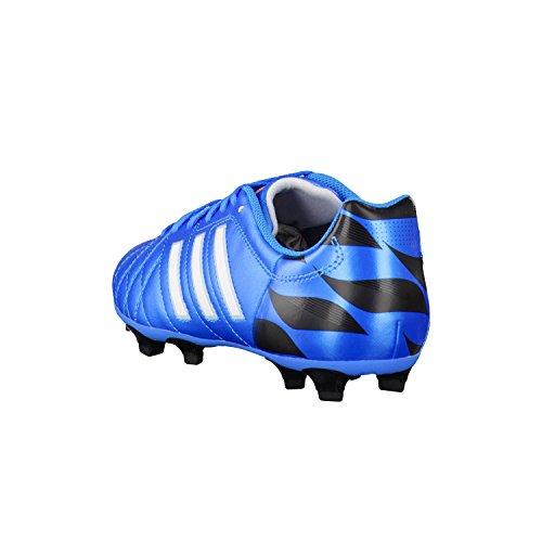 Adidas 11Questra IN J FG Herren Stiefel Mehrfarbig mehrfarbig Blau