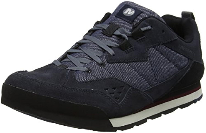 Merrell Herren Burnt Rock Tura Denim Low Sneaker