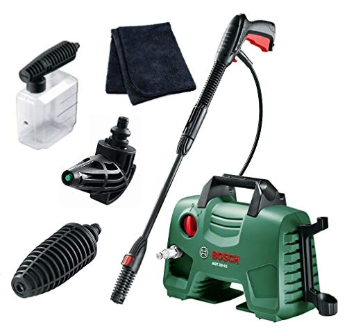 Bosch Aqt 33-11 High Pressure Washer Set with 90 Degree...