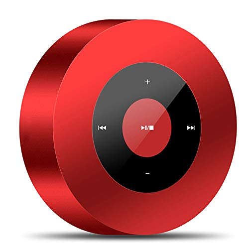 DANMEI Unterstützung für tragbare drahtlose Bluetooth-Lautsprecher Integriertes Mikrofon Touch Control LED Bluetooth-Lautsprecher Surround HD-Sound und Bass für iPhone, Laptop, iPad und mehr.
