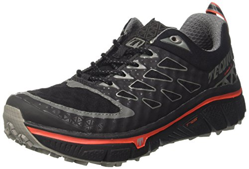 Schuhe Tecnica (Moon Boot Tecnica Herren Supreme Max 3.0 MS Outdoor Fitnessschuhe, Nero (Black/Red), 45 2/3 EU)