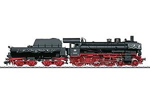 Märklin 55389-Navidad de locomotora de vapor con Tender