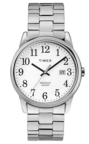 Timex Damen Analog Quartz Uhr Easy Reader