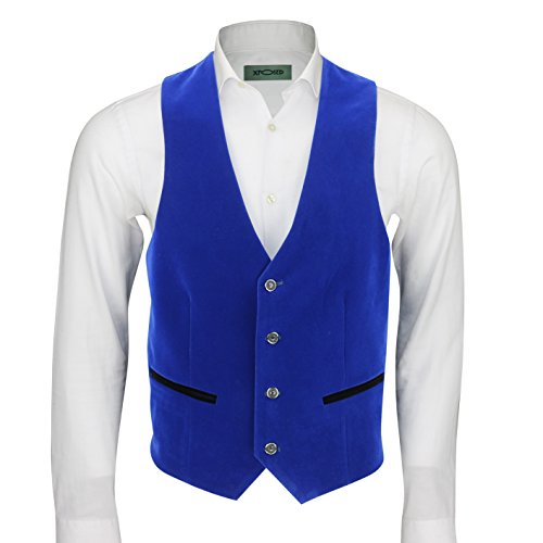 Xposed -  Gilet  - Uomo Royal Blue