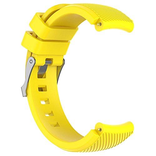 jieGREAT ❤❃ Räumungsverkauf❤❃ ,Weiche Silicagel Sports Watch Band Strap Für Amazfit Stratos Smart Watch 2 YE Wide-band Noise Cancelling Headset