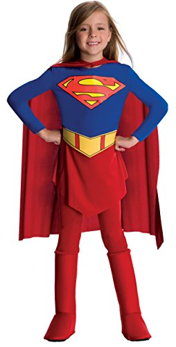 Rubie's IT885215-L - Costume Supergirl, L