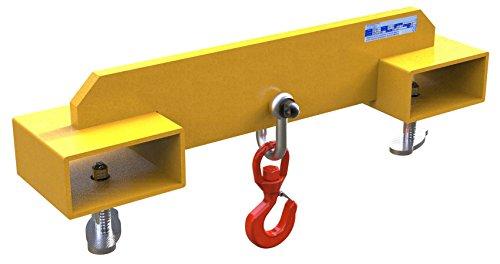 Sollevamento di sicurezza cont. fmha-3.0carrello elevatore regolabile gancio, 3000kg